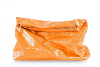 PAPER BAG ORANGE