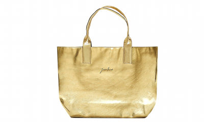 SHOPPERBAG GOLD PEARL