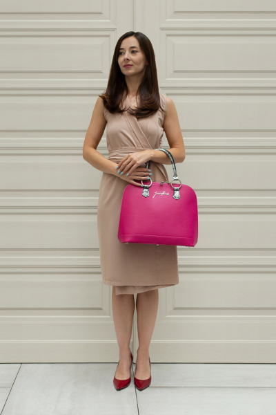 SOPHISTICATED PINK